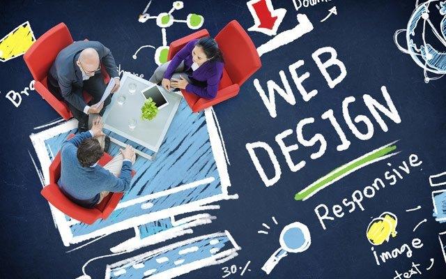 Spletna stran podjetja