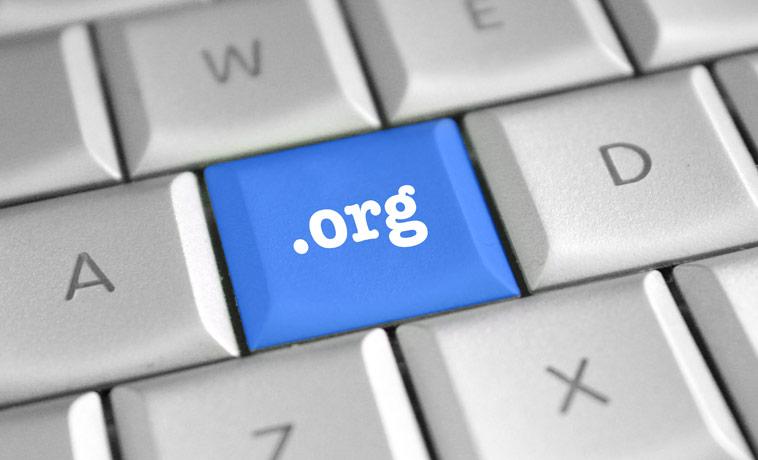 Registracija domene .ORG