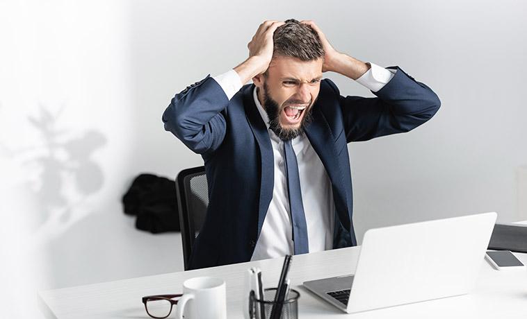 Stres v podjetništvu